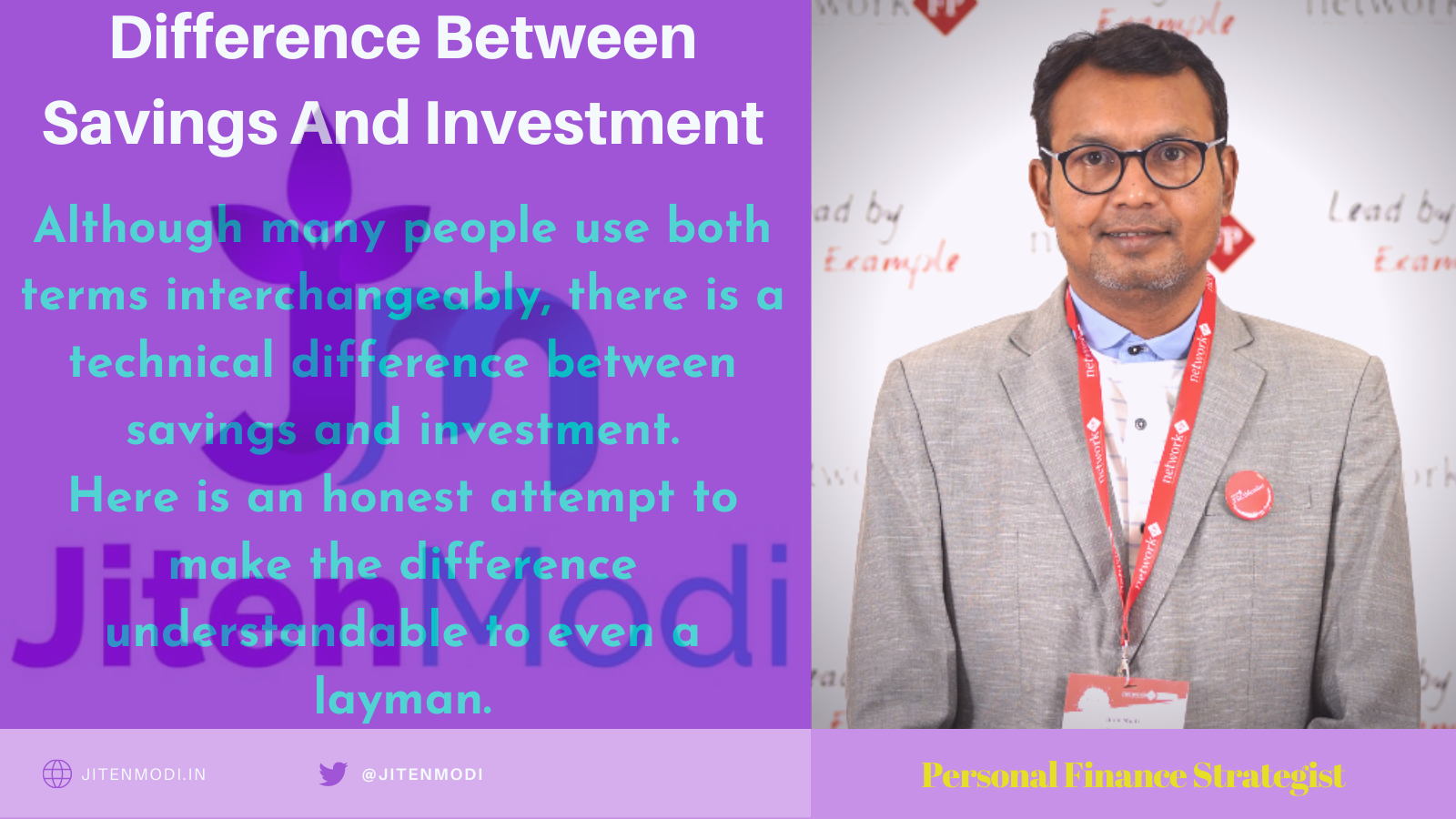 Difference Between Savings And Investment