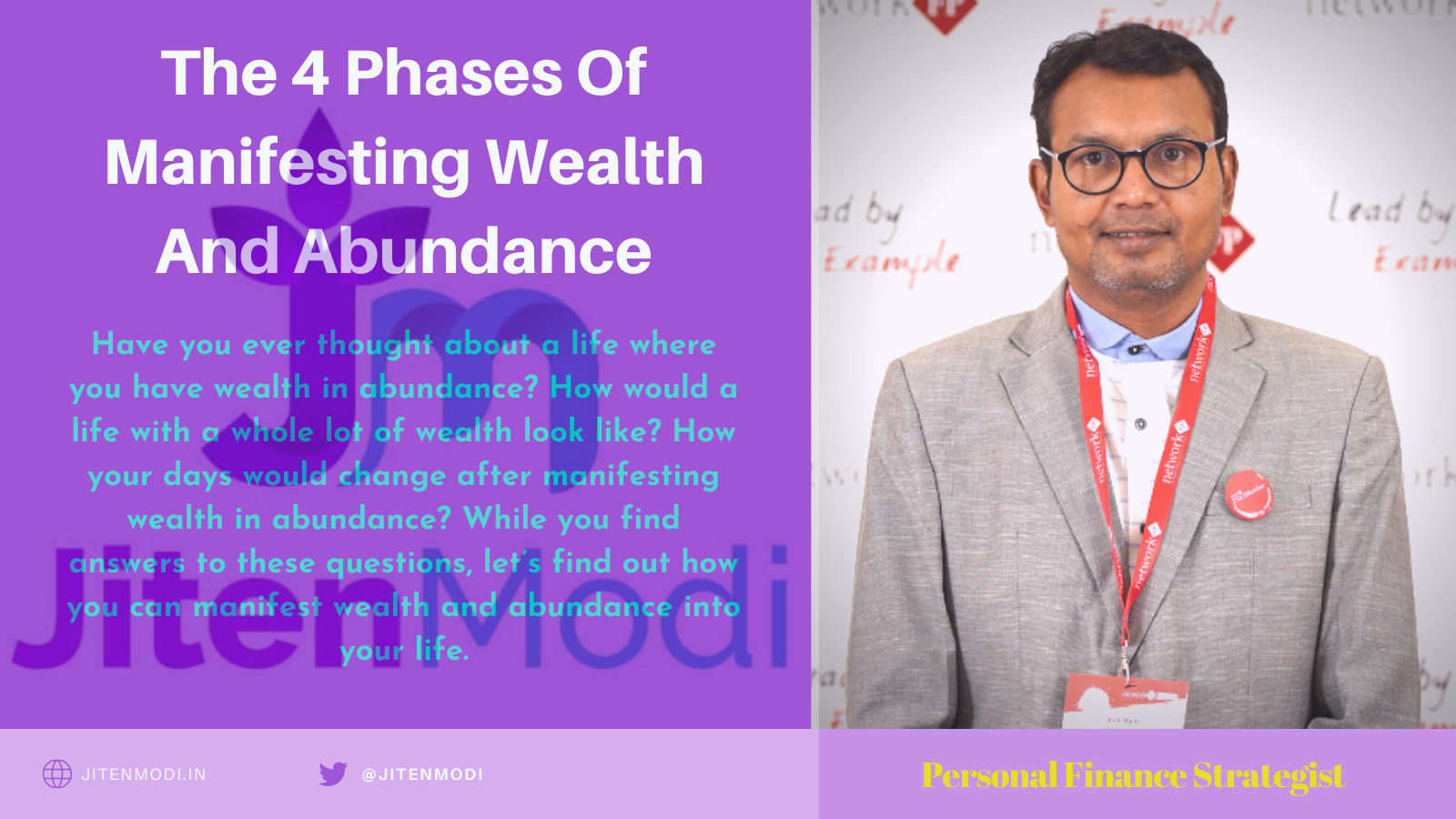 The 4 Phases Of Manifesting Wealth And Abundance